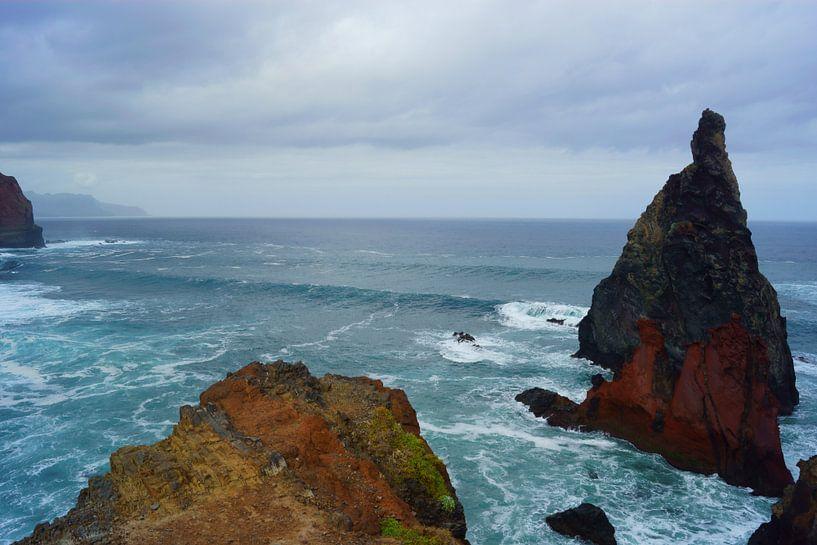 Ponta de São Lourenço, Madeira van Michel van Kooten