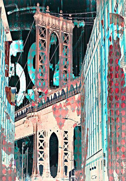 George Washington Bridge America sur PictureWork - Digital artist