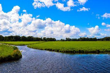 Polderlandschap van Richard Steenvoorden