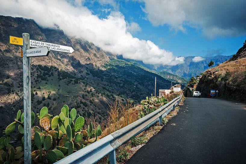 La Palma – Barranco de Las Angustias van Alexander Voss