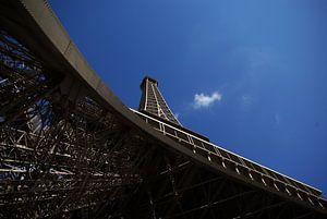 Eiffeltoren Parijs van KaHoo Wong