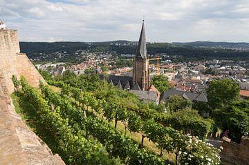 Romantische Marburg op de Lahn van Jürgen Schmittdiel Photography