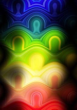 RGB N.8 van Olis-Art