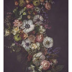 Voor de liefde van bloemen van Marina de Wit