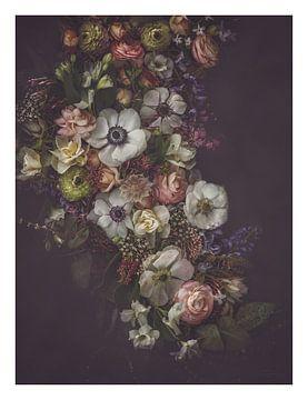 Aus Liebe zu den Blumen von Marina de Wit