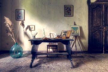 Artist Desk sur Roman Robroek