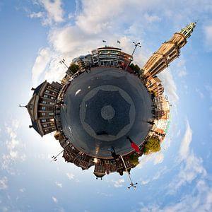 Planet Grote Markt Groningen van
