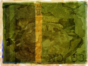 Collage groen no. 63. Archief