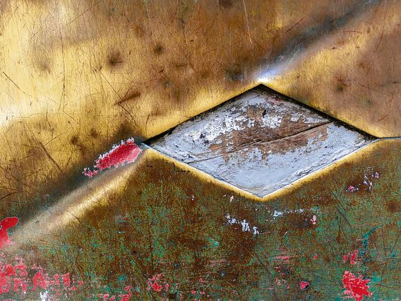 The rhomb van brava64 - Gabi Hampe