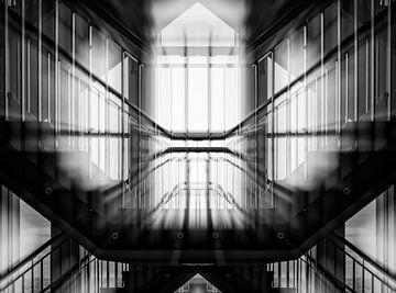 Architectuur-Art van Ellen Driesse