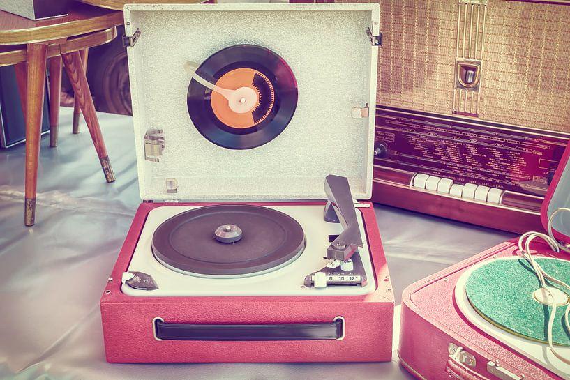 Tijd voor vinyl van Martin Bergsma
