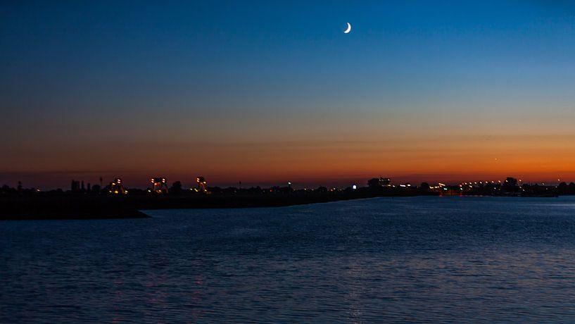 Evening Photo van Richard Lentjes