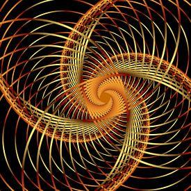 C344 Spirale von Claudia Gründler