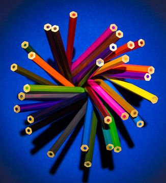 Kleuren - colors -  von Erik Bertels