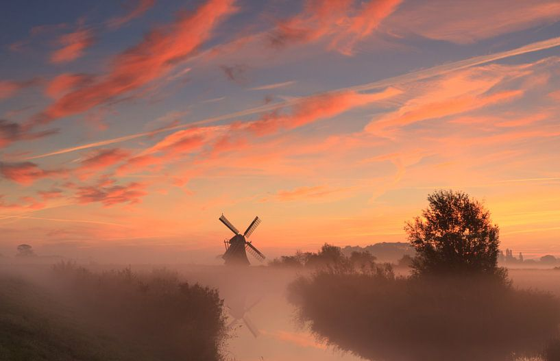 Dutch sky van Sander van der Werf