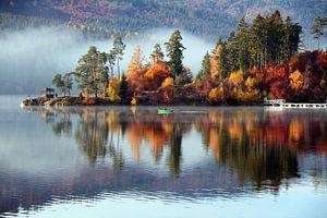 Herbsttag am Schluchsee van