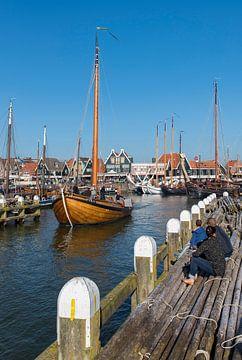 VD17 vaart Volendam uit von Jack Koning