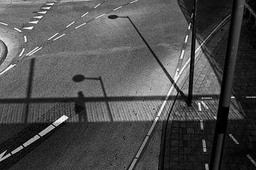 Selfie - Utrecht von Thomas van Galen
