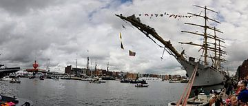 Sail Amsterdam van Maarten  van der Velden