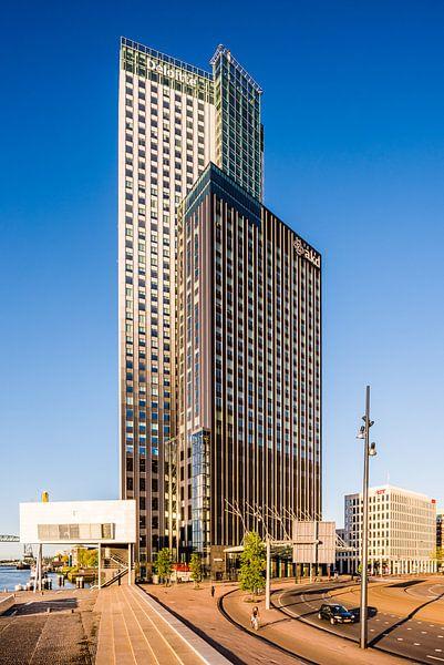 La Tour Maas, Rotterdam sur John Verbruggen