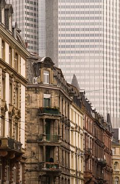 Frankfurt am Main van Bo Scheeringa