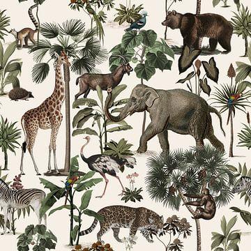 a Collection of Wildlife von Marja van den Hurk