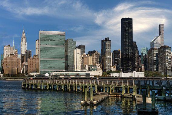 New York  Midtown Manhattan van Kurt Krause