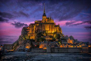 Le Mont Saint-Michel sur Ardi Mulder