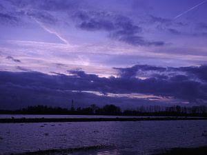 zonsondergang von Max De Vos
