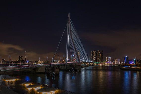 De Zwaan - Erasmusbrug - Rotterdam