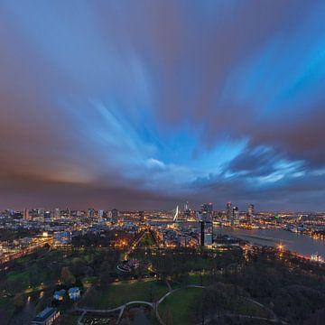 Vaart! Rotterdam  von Rob de Voogd / zzapback