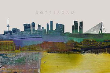 Rotterdam in  a nutshell sur Harry Hadders