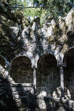 Brunnen zur Einweihung von Quinta da Regaleira von Jessica Arends