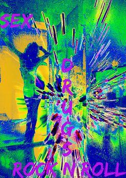 Vanessa SDR PopArt von Michael Detter