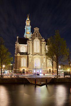 Westerkerk à Amsterdam sur Dirk Rüter