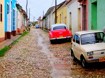 Trinidad, Cuba von Rik Crijns