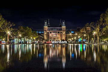 Rijksmuseum Amsterdam van Vincent Wienhoven