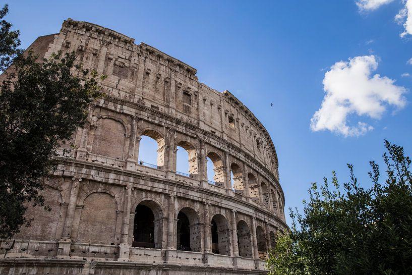Colisée à Rome sur Sander de Jong