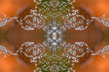 Göttliches Wassernetz von Angelique Koops