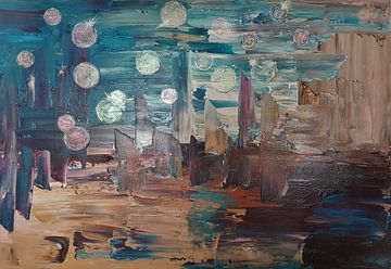 City of Light van Angelique van 't Riet