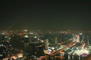 On the Rooftop of Bangkok van