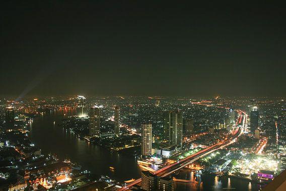 Über den Dächern bon Bangkok