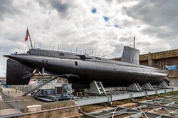 Flore onderzeeer Lorient von Dennis van de Water