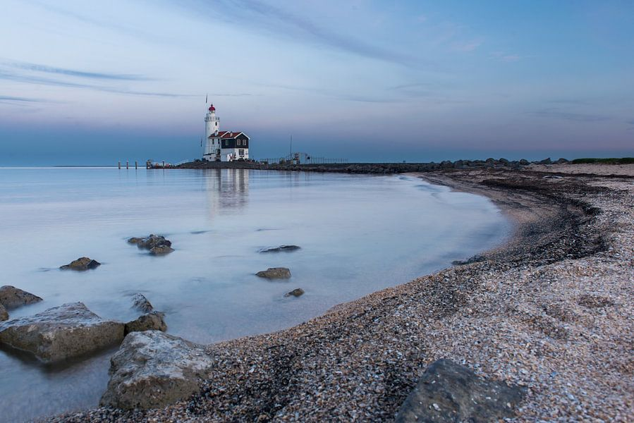 Lighthouse - Paard van Marken van Marco Schep