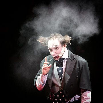 The clown van Danny van Kolck