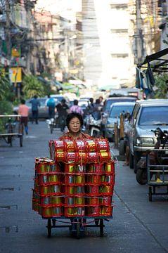 Bangkok commerce van Julio Peironcely