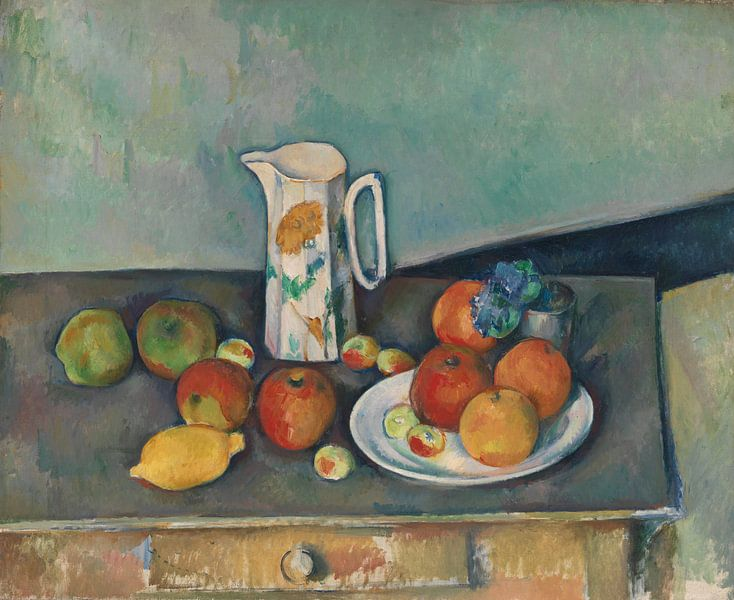 Paul Cézanne - Stilleben von 1000 Schilderijen