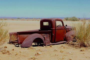 Ford Pickup van Inge Hogenbijl