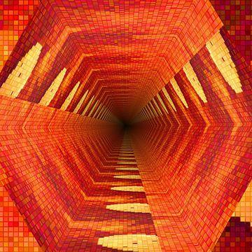 Tunnel #1 van Leopold Brix