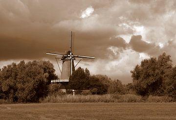 De molen van Maurik van Jose Lok
